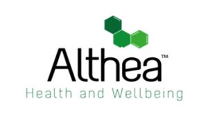 Aphria's partner Althea logo