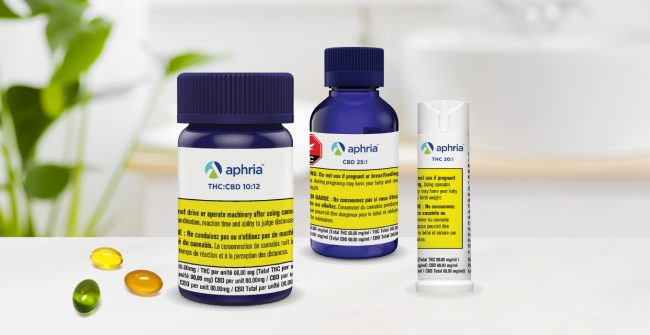 Product Updates to Better Support Your Aphria Medical Cannabis Selection